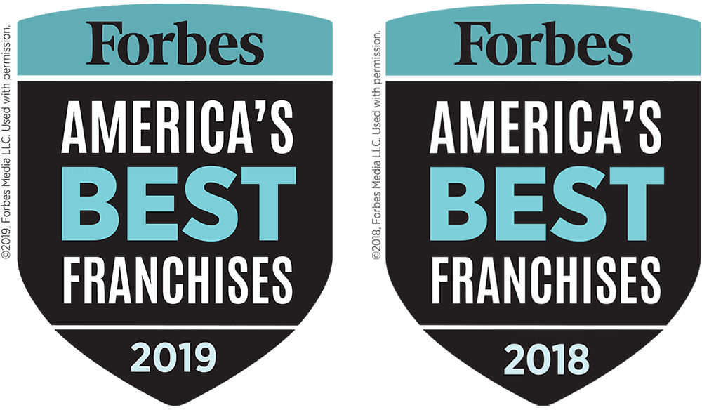 Forbes America's Best Franchises 2018 & 2019