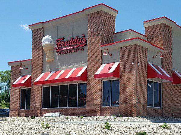 Franchisee partners with top burger franchise.