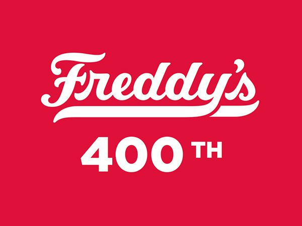 Freddy's 400th location
