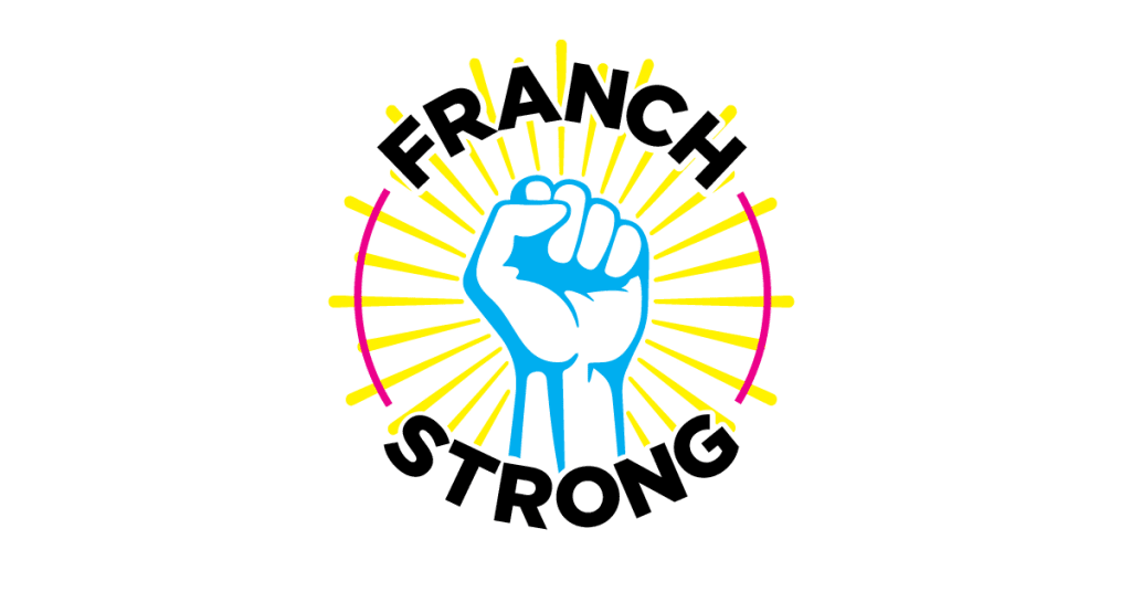 Franch Strong logo