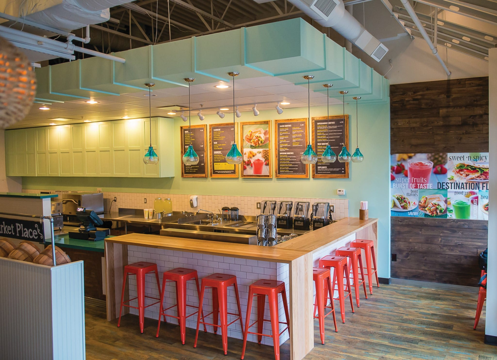 Former Stockbroker Shares His Love for Tropical Smoothie Cafe, Bonds with His Staff
