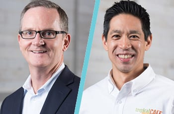 Mark Montini, Chief Marketing Officer | Michael Lapid, Chief Information and Digital Officer