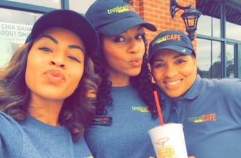 Sister and Mom Trio – Toya Evans, Bowie, MD