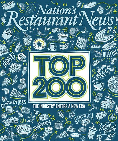 Nationa Restaurant News TOP 200 - The Industry Enters a New Era
