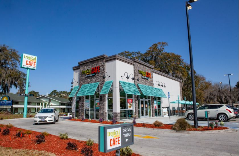 Tropical Smoothie Cafe Continues Record Results in Q3