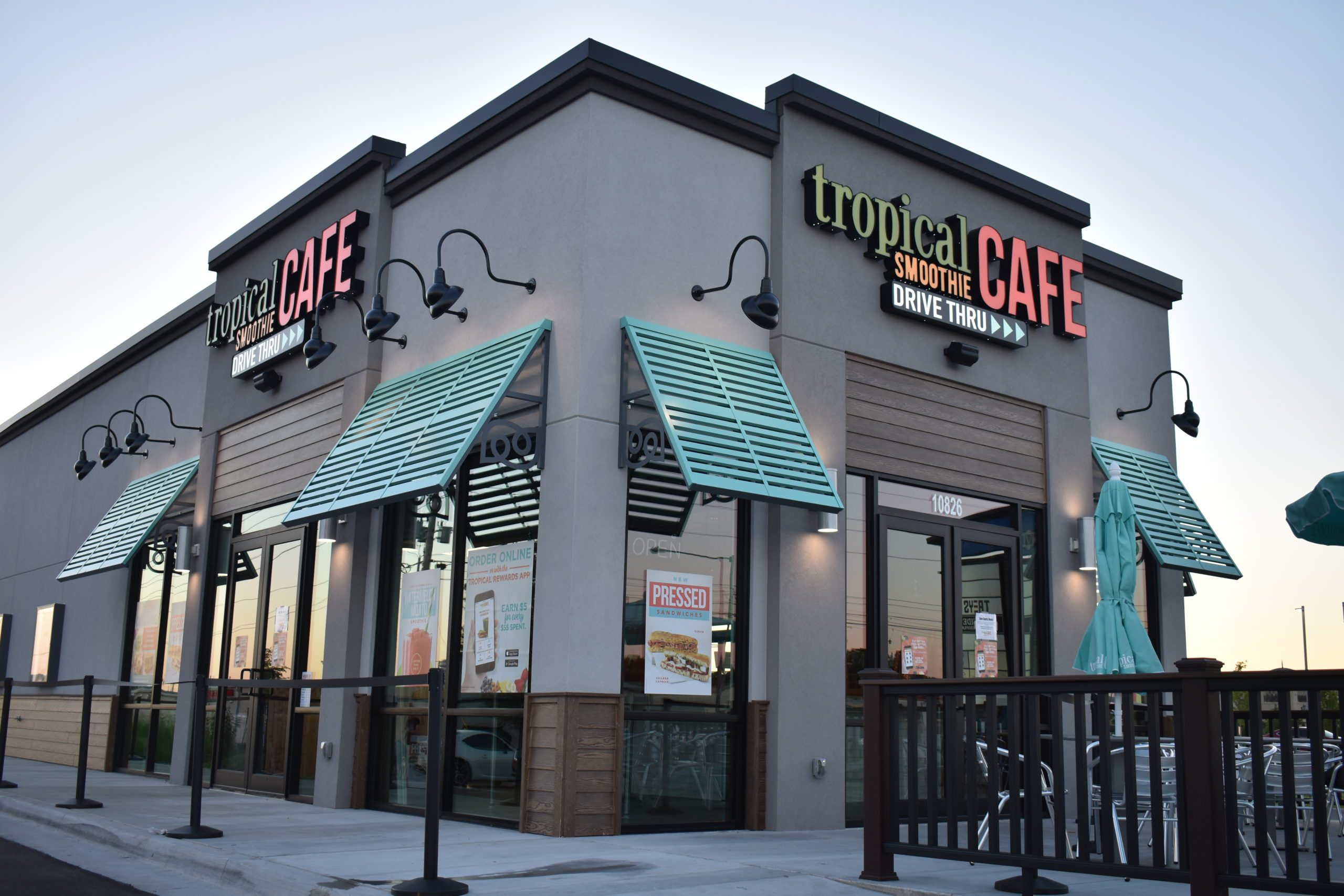 Tropical Smoothie Cafe Works To Keep Its Momentum